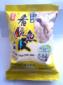 特价休闲零食批发芥末味润志鱼皮50g香港特产零食鱼干片